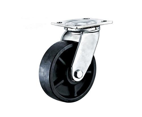 4-8寸重型耐高温万向脚轮