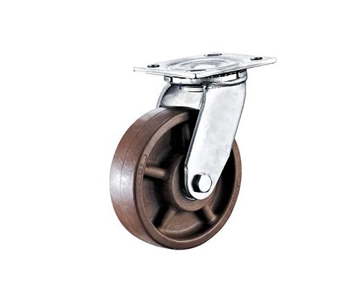 4-8寸重型万向轮耐高温