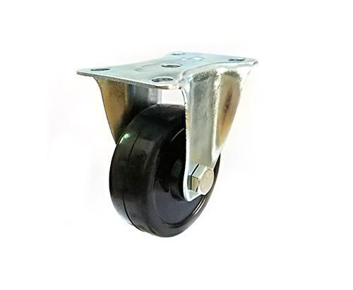 3.5寸橡胶定向轮