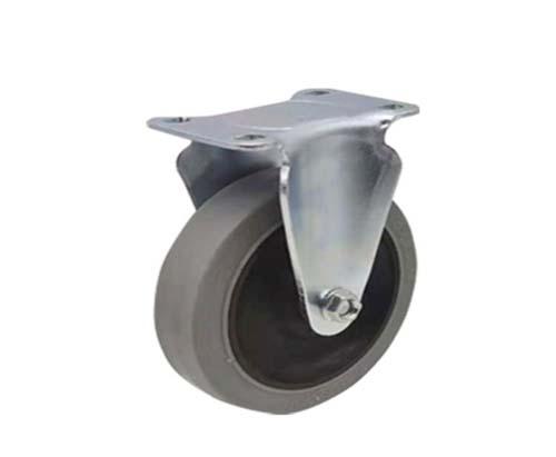 3-5寸平底防静电定向脚轮