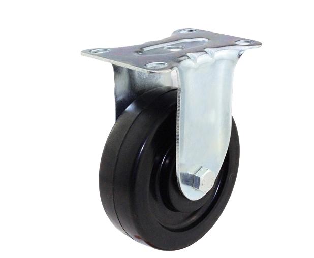 3-5寸平底导电定向脚轮