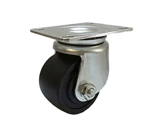 3寸低重心脚轮镀锌款