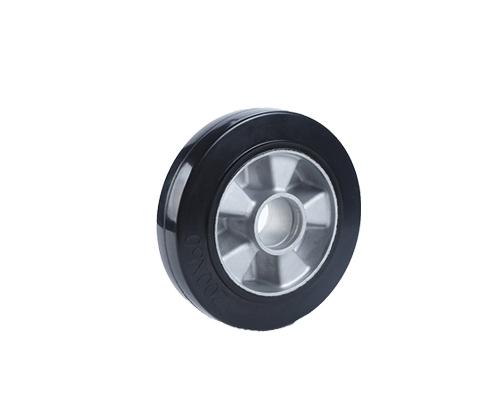 8寸铝芯橡胶轮
