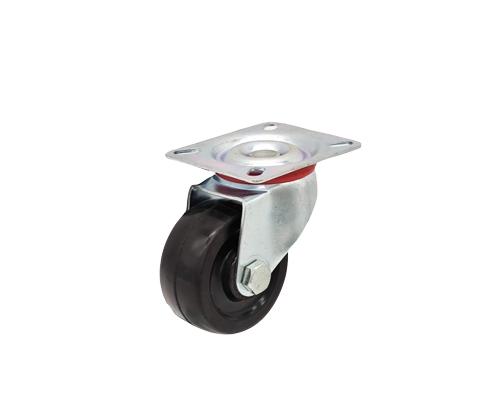 2.5寸欧款橡胶万向轮