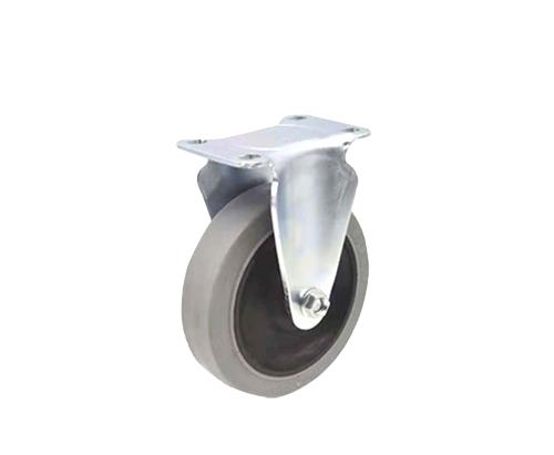 5寸平底防静电定向脚轮