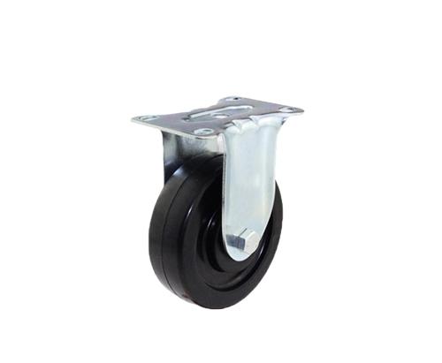 4寸平底导电定向脚轮