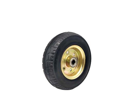8寸铁芯橡胶轮