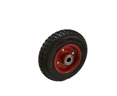 8寸铁芯工业橡胶轮
