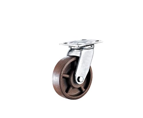 5寸重型万向轮耐高温