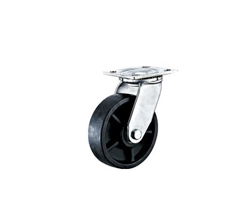 6寸重型耐高温万向脚轮