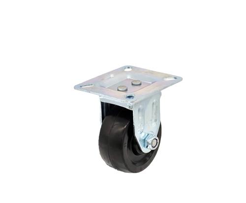 2.5寸欧款橡胶定向轮