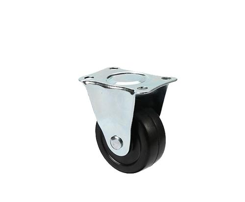 2寸橡胶定向轮